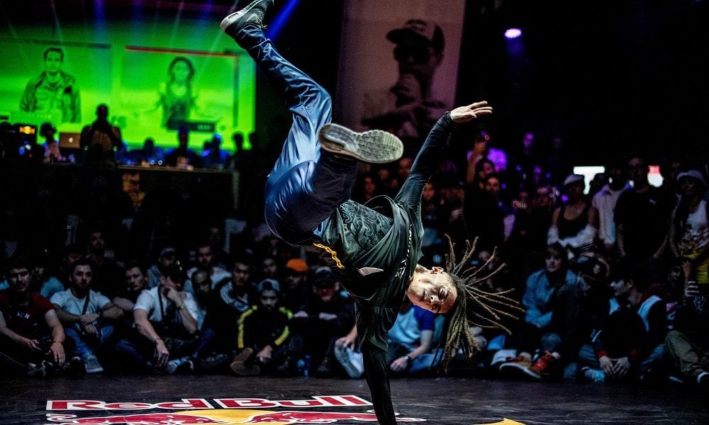 Mateus Bart Melo breakdance