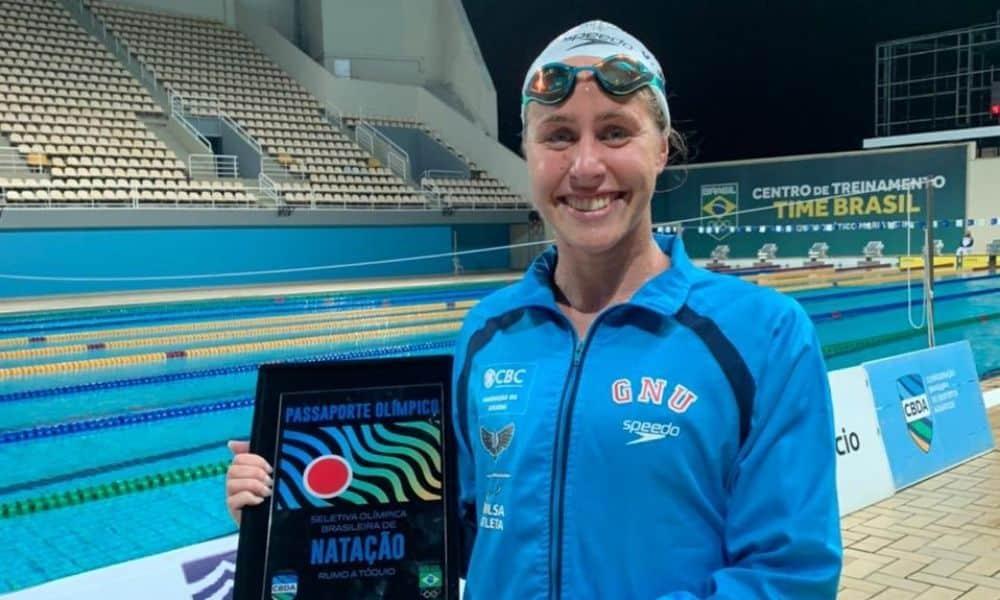 viviane jungblut índice 1500 m nado livre jogos olímpicos de tóquio