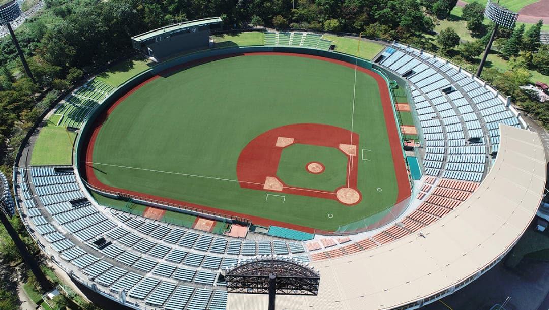 yokohama stadium softbol jogos olímpicos tóquio