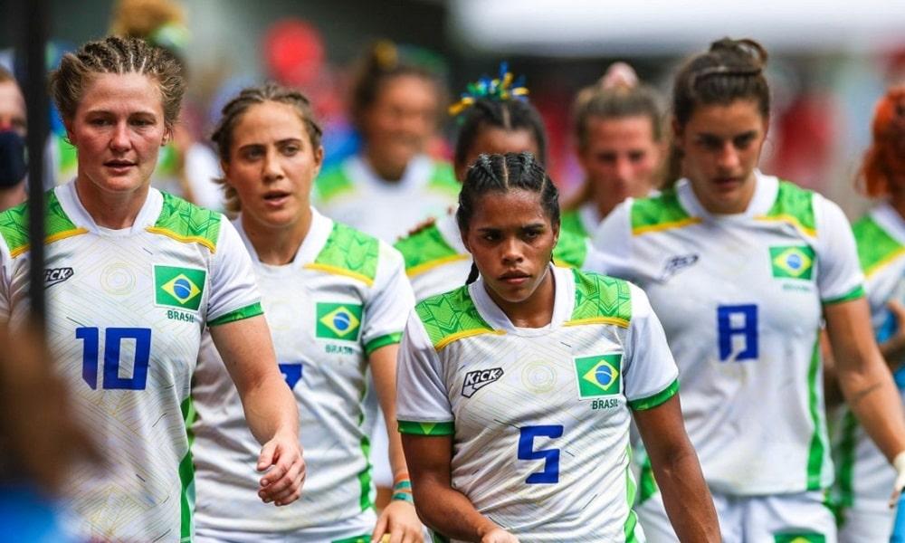 rúgbi feminino Brasil Tóquio