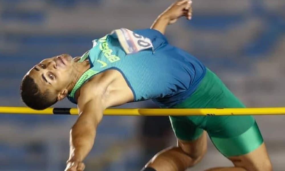 salto em altura Jogos Olímpicos de Tóquio