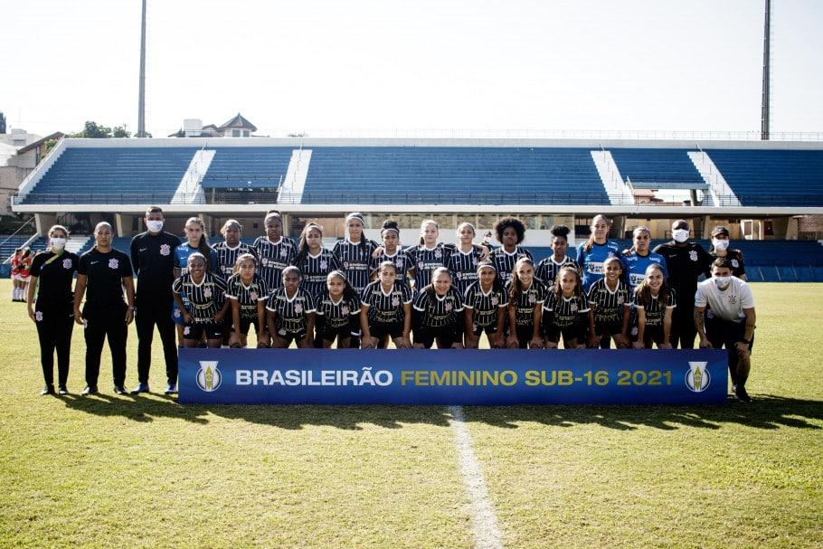 Brasileiro sub-16 Internacional Corinthians