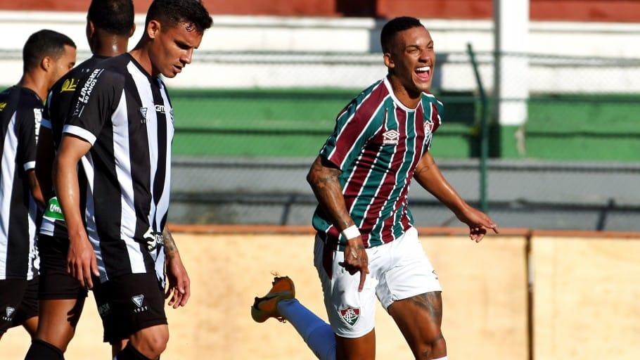 Brasileiro de Aspirantes  Grêmio Fluminense
