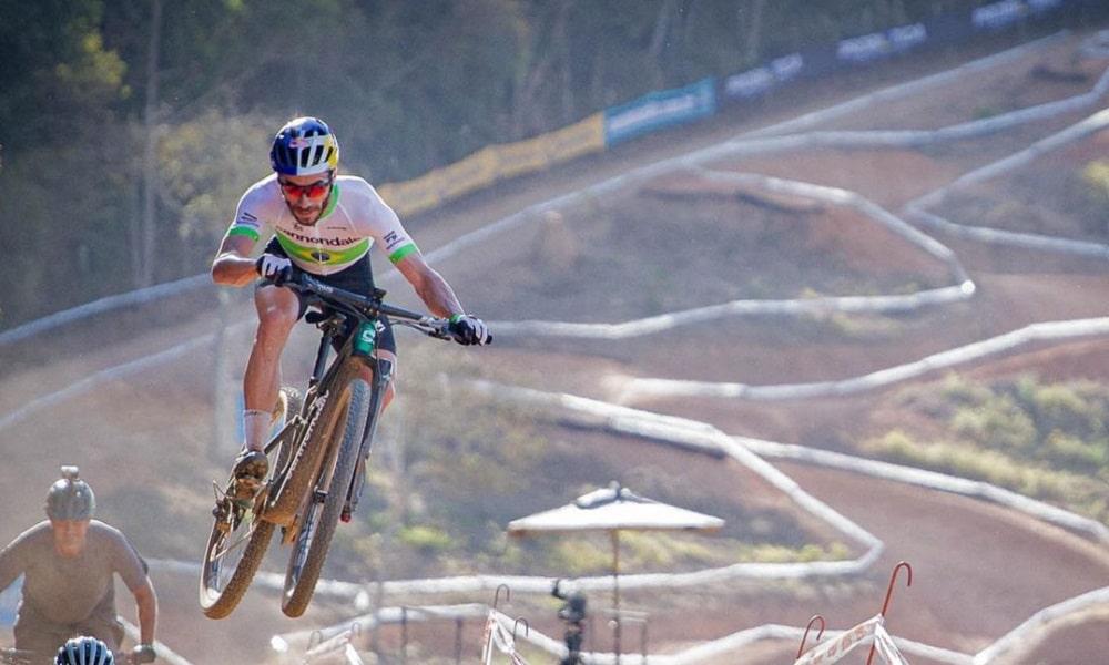Henrique Avancini ciclismo BMX Tóquio