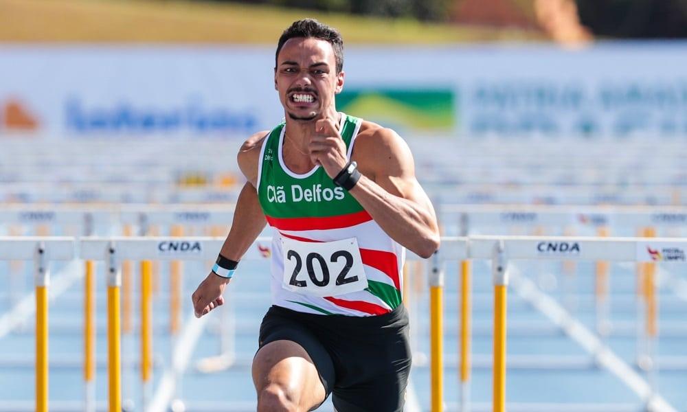 110m com barreiras Jogos Olímpicos masculino Tóquio