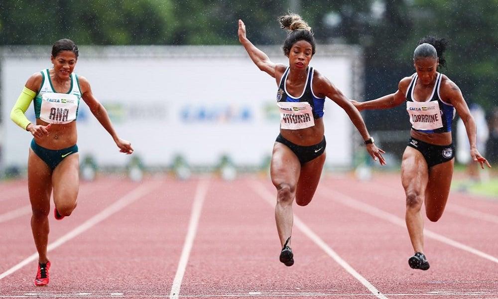 Ana Carolina Azevedo - atletismo - 200m feminino e revezamento 4x100m - Jogos Olímpicos de Tóquio Olimpíada