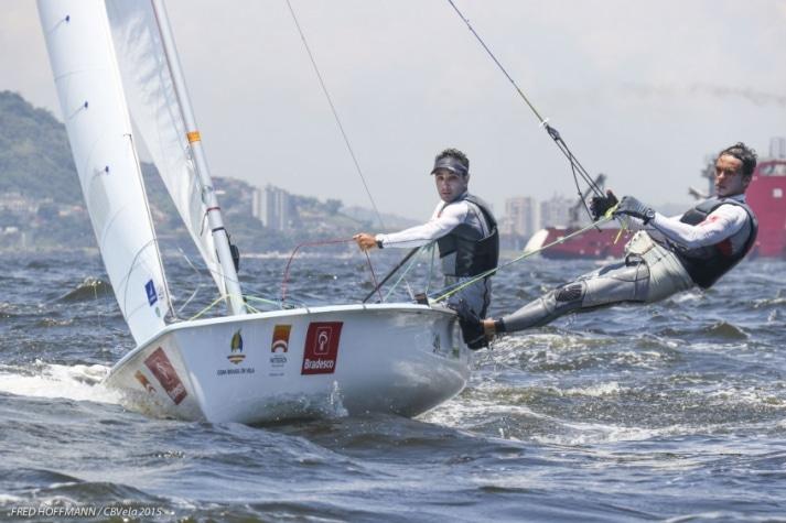 Henrique Haddad Jogos Olímpicos Tóquio vela classe 470