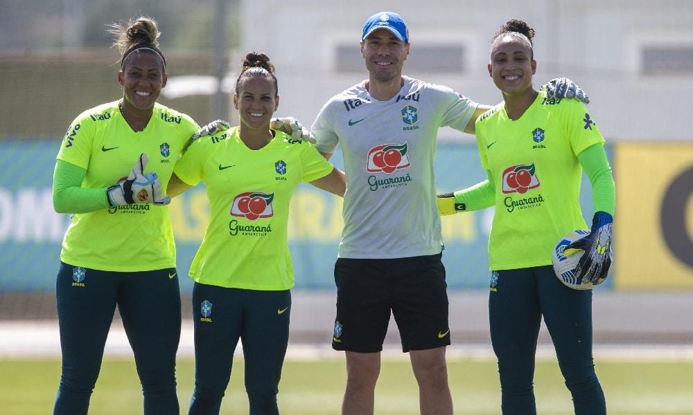 Aline Reis - seleção brasileira de futebol feminino - Jogos Olímpicos de Tóquio 2020