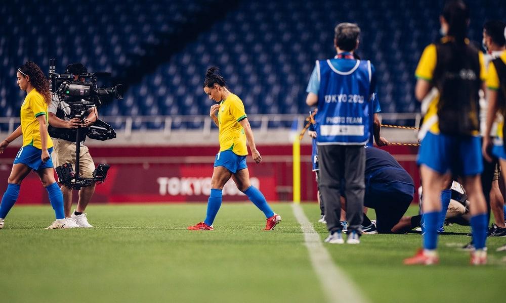 Após quase parar de jogar, Jucinara supera doença e estreia em Tóquio 2020