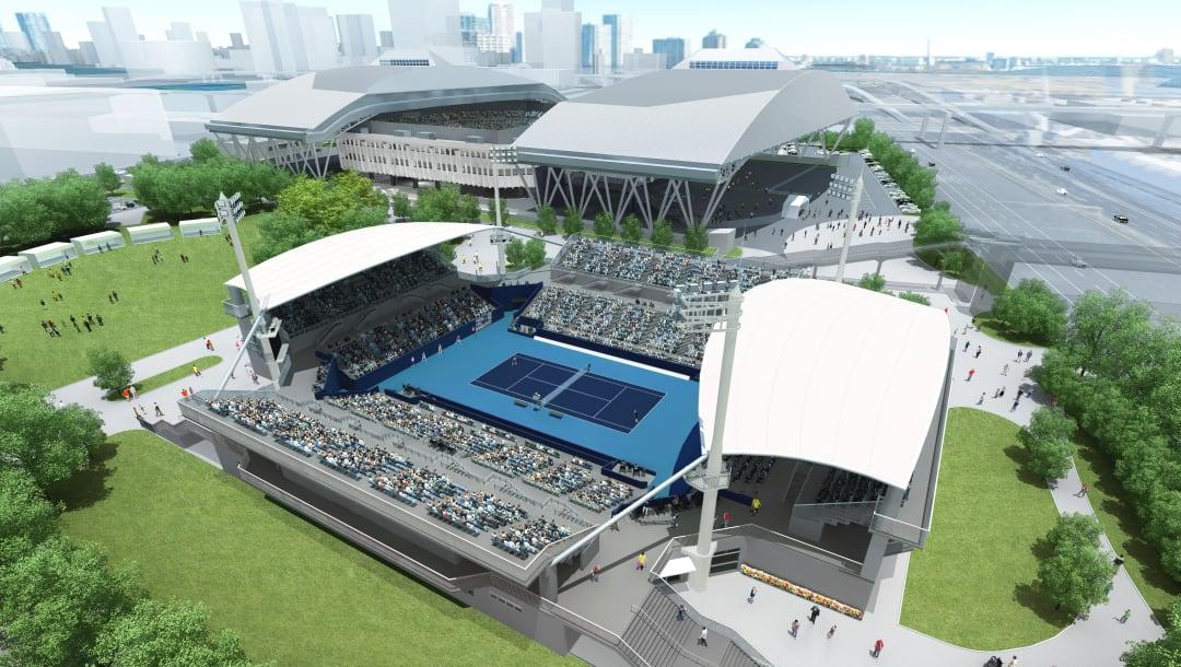 Tenis Ariake Tennis Park