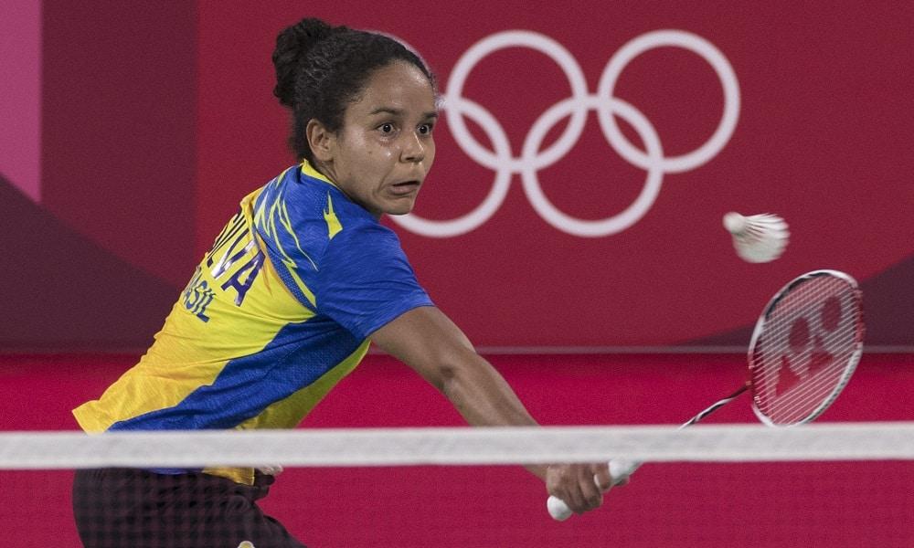 Fabiana Silva Tóquio 2020 Jogos Olímpicos Badminton