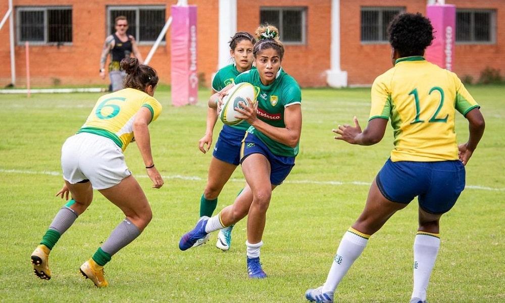 Bianca Silva - rúgbi feminino - Jogos Olímpicos de Tóquio 2020