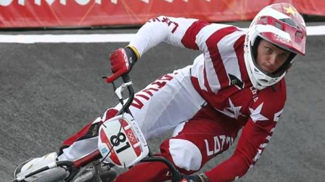 Maris Strombergs BMX Race