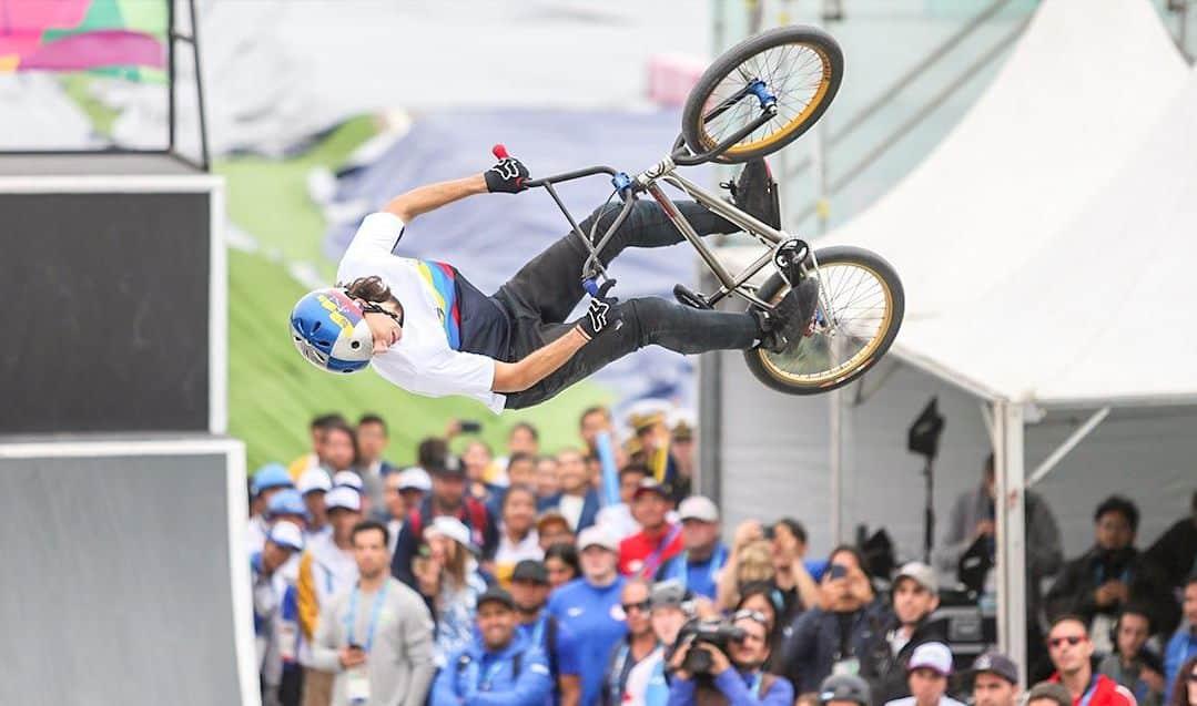 Daniel Dhers BMX Freestyle