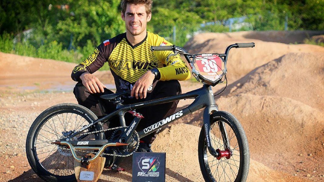 Sylvain André BMX Race