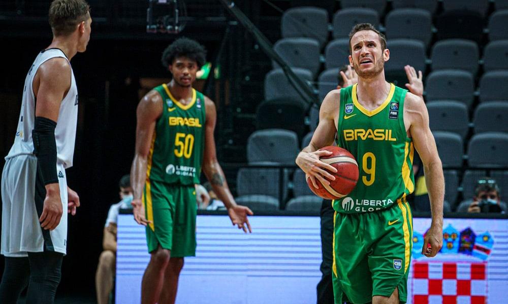 Brasil perde de Alemanha e fica fora dos Jogos Olímpicos de Tóquio