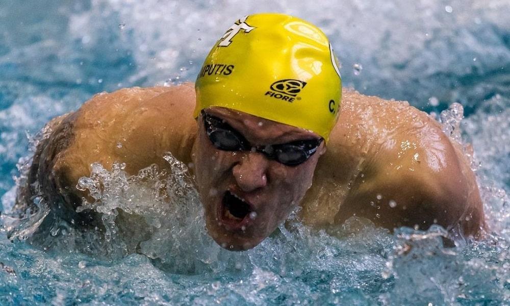 Caio Pumputis - natação - 200m medley masculino - Jogos Olímpicos de Tóquio 2020