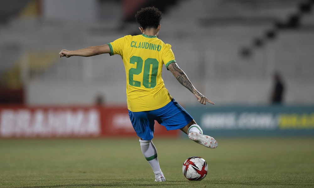 Gabriel Martinelli - futebol masculino - Jogos Olímpicos de Tóquio 2020