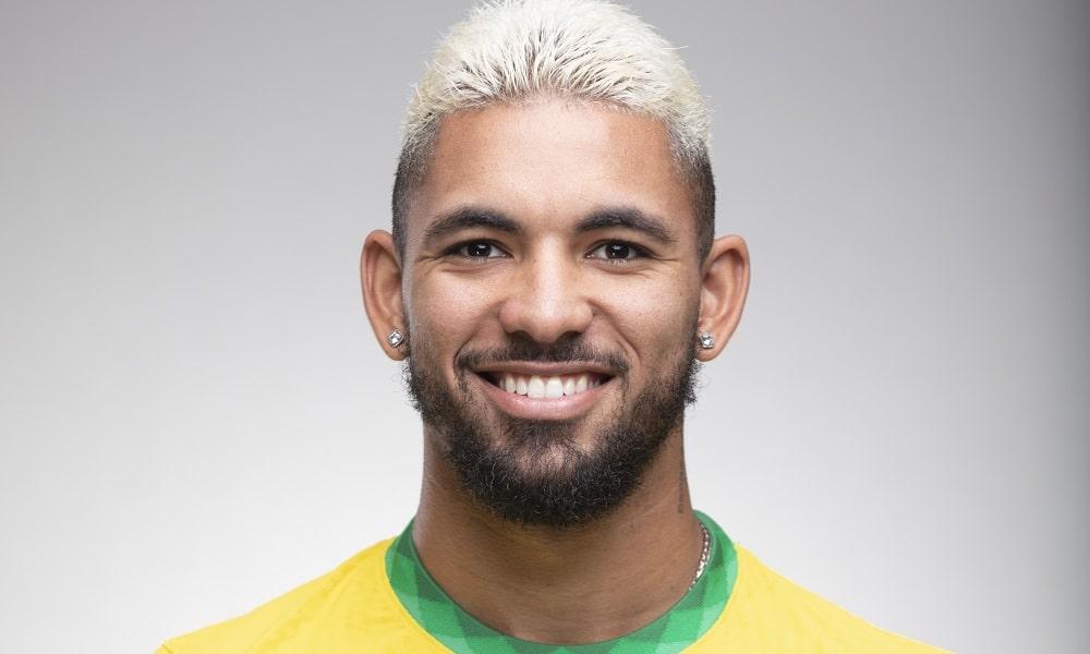 Douglas Luiz - futebol masculino - Jogos Olímpicos de Tóquio 2020