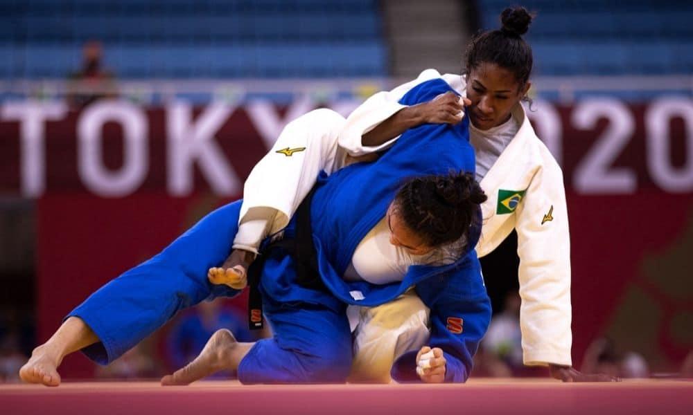 Ketleyn Quadros Jogos olímpicos de Tóquio