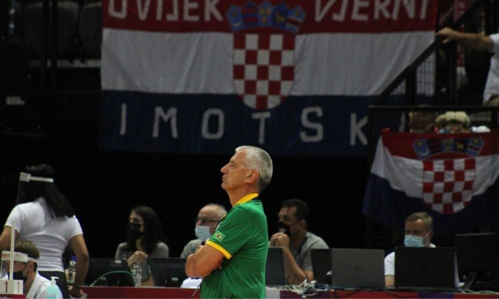 Petrovic - Pré-Olímpico de basquete