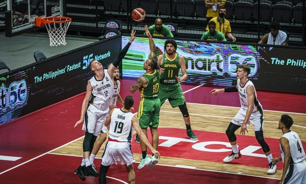 Brasil x Alemanha - Pré-Olímpico de Split