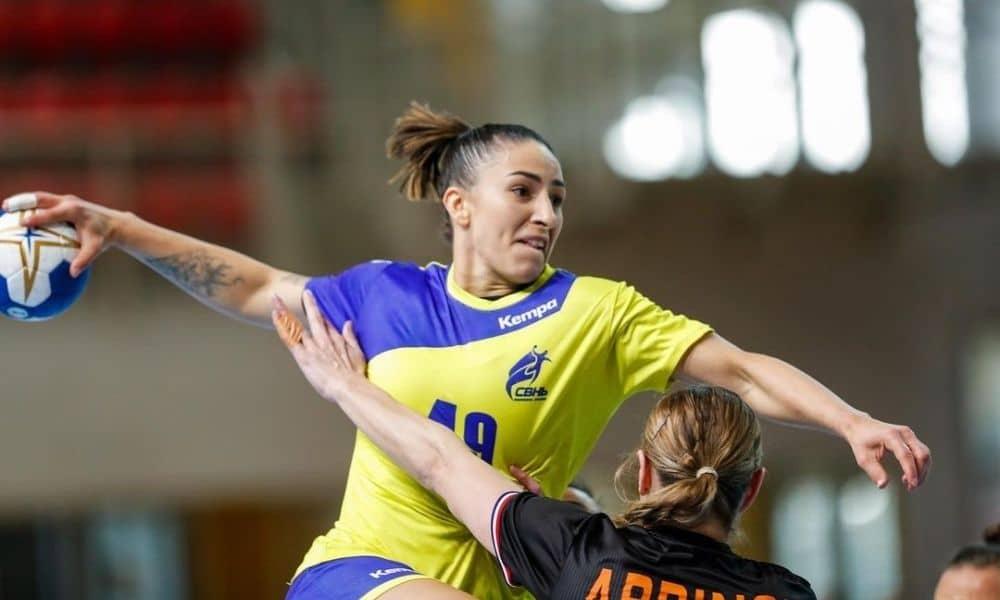Brasil - Seleção feminina de handebol - Tóquio 2020