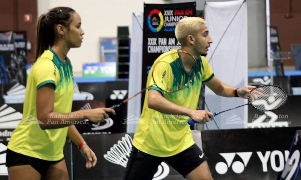 Pan-Americano Júnior de Badminton