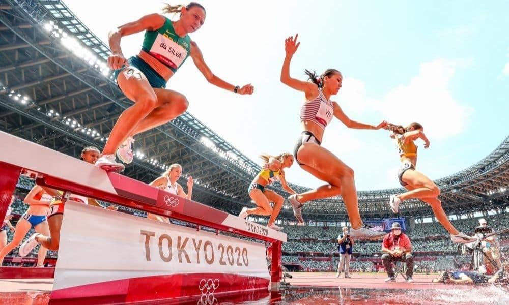 Tatiane da Silva Atletismo Jogos Olímpicos de Tóquio