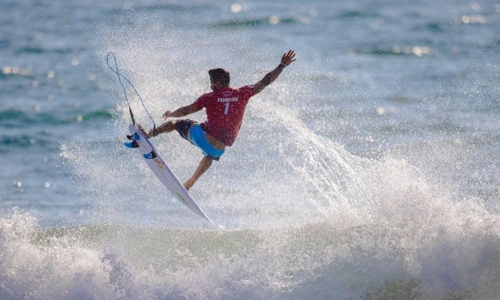 Surfe Jogos Olímpicos de Tóquio
