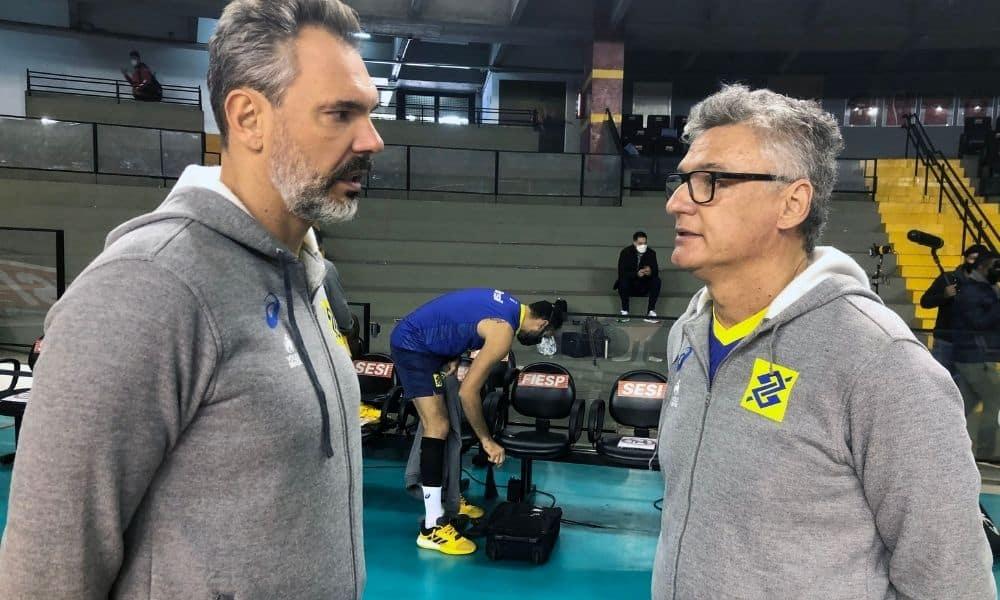 Renan Dal Zotto volta aos treinos