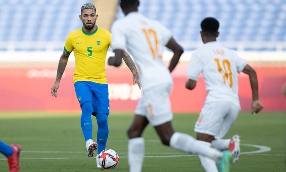 Brasil e Costa do Marfim - Jogos Olímpicos de Tóquio