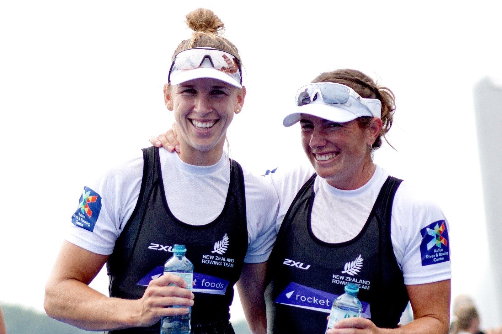 Brooke Donoghue e Olivia Loe