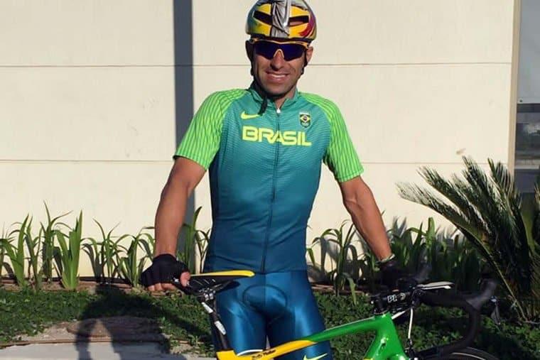 Murilo Fischer ciclismo de estrada