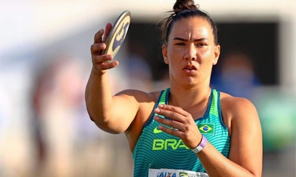 Fernanda Borges - Doping - Tóquio