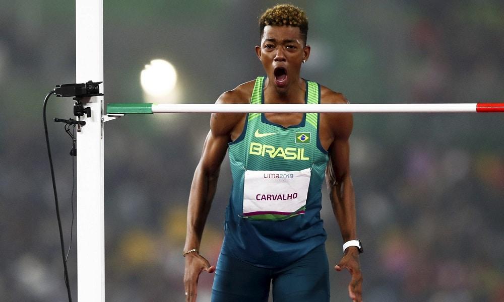 salto em altura Jogos Olímpicos Tóquio