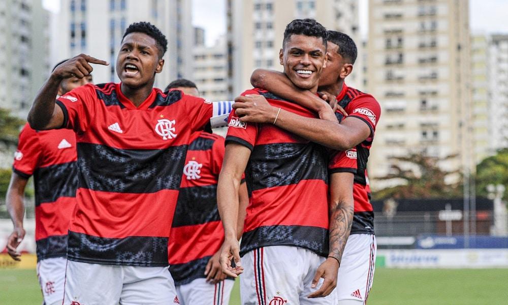 Flamengo x Sao Paulo - SemiFinal Campeonato brasileiro Sub17 - 3