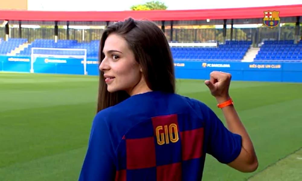 Giovana Queiroz - seleção brasileira de futebol feminino - Jogos Olímpicos de Tóquio 2020