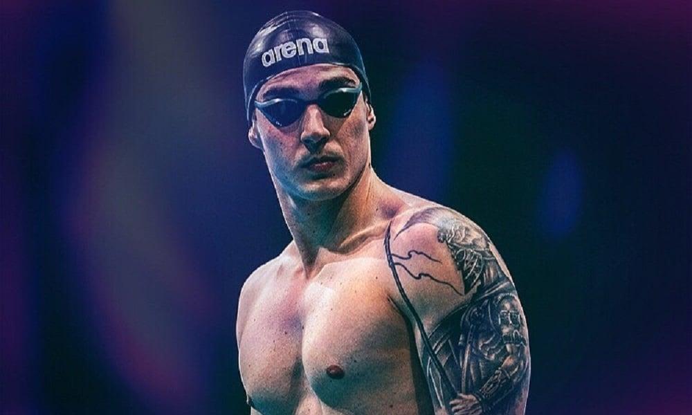 Guilherme Basseto - natação - 100m costas masculino - Jogos Olímpicos de Tóquio 2020