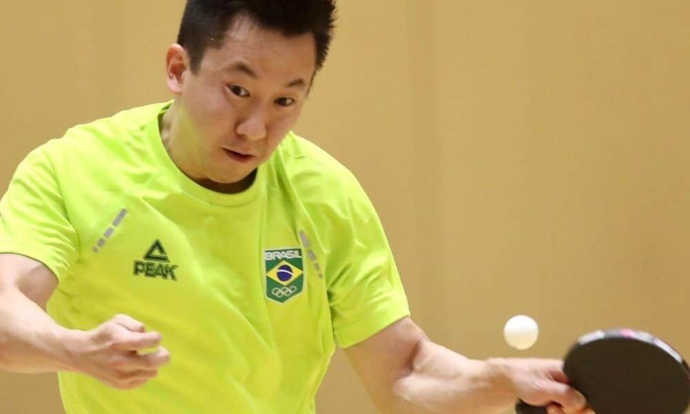 Gustavo Tsuboi - Jogos Olímpicos de Tóquio 2020