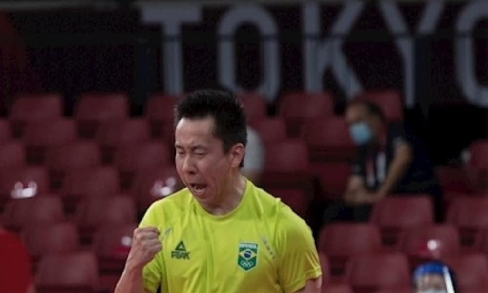 Gustavo Tsuboi - Jogos Olímpicos de Tóquio 2020 - Tênis de mesa