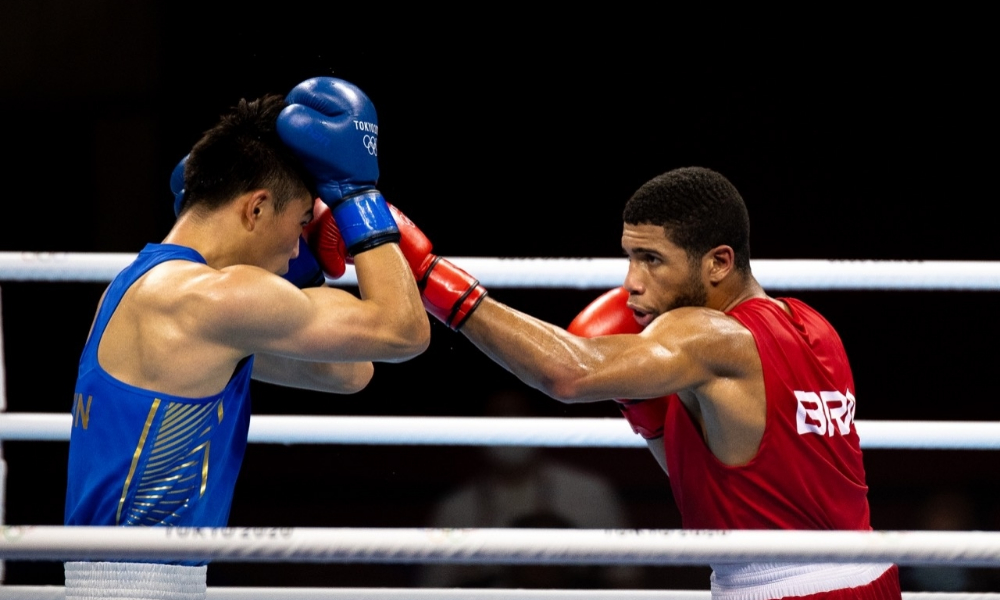 Hebert Souza - Jogos Olímpicos de Tóquio