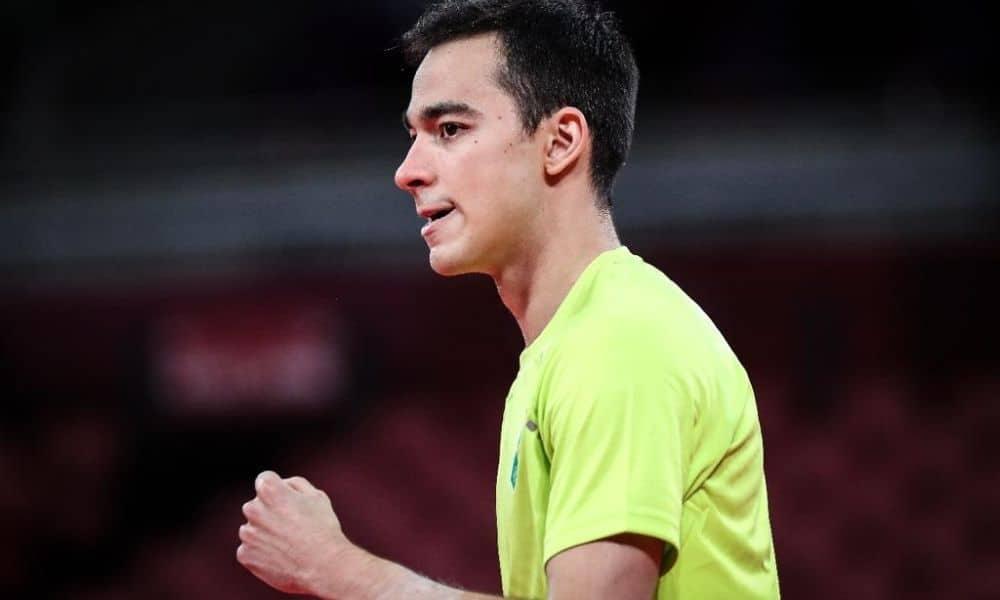Hugo Calderano Star Contender Doha