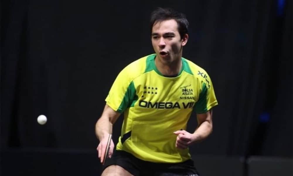 Hugo Calderano - Tóquio