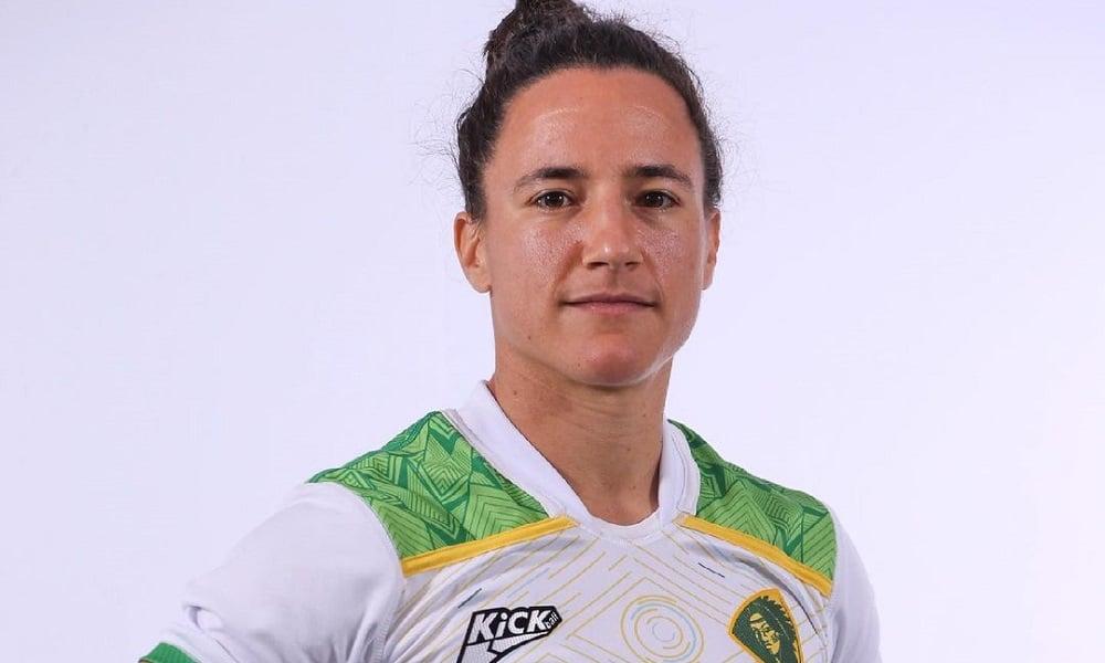 Isadora Cerullo - rúgbi feminino - Jogos Olímpicos de Tóquio 2020