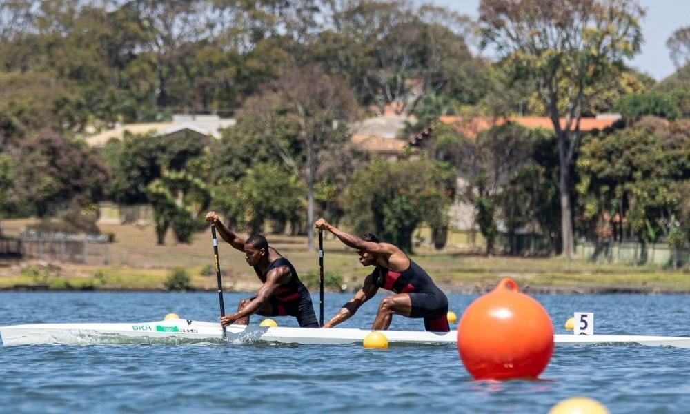 Isaquias Queiroz - Jacky Godmann - Erlon de Souza - Vagner Souta - Tóquio 2020 - Canoagem Velocidade - Jogos Olímpicos de Tóquio 2020