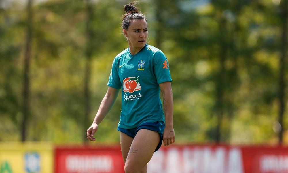 Jucinara - seleção brasileira de futebol feminino - Jogos Olímpicos de Tóquio 2020