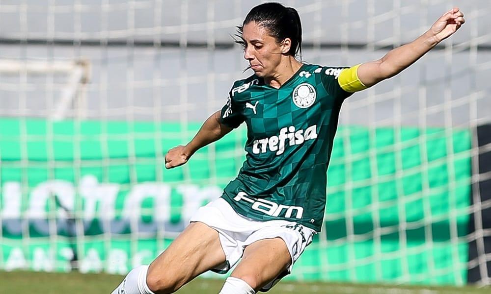 Julia Bianchi - seleção brasileira de futebol feminino - Jogos Olímpicos de Tóquio 2020