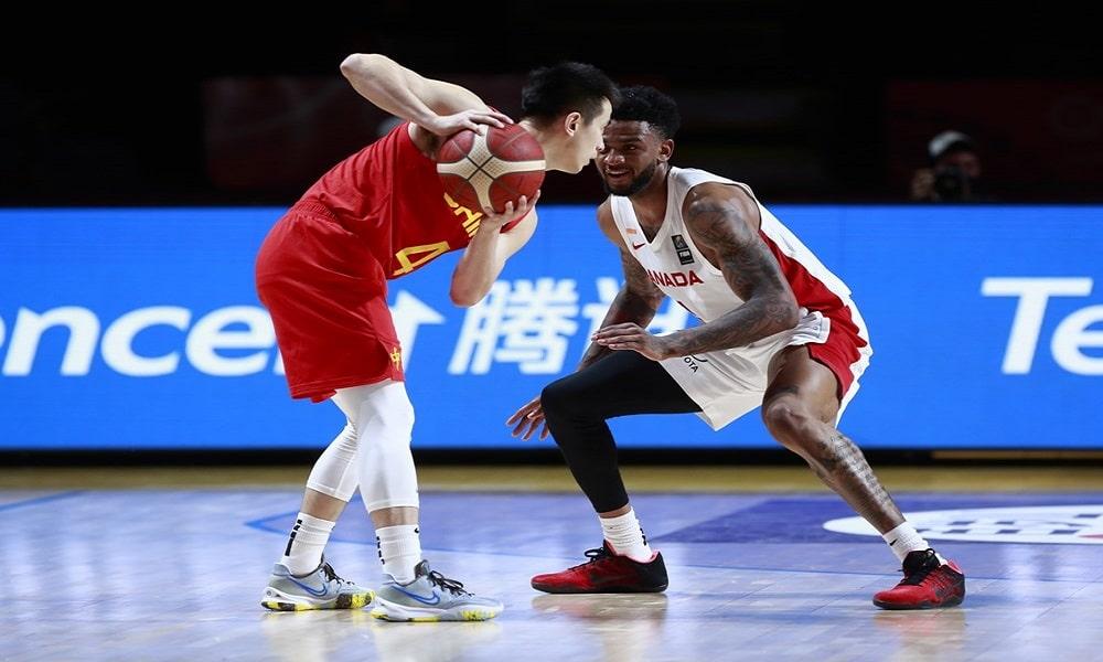 China e Canadá enfrentaram-se no Pré-Olímpico de Victoria