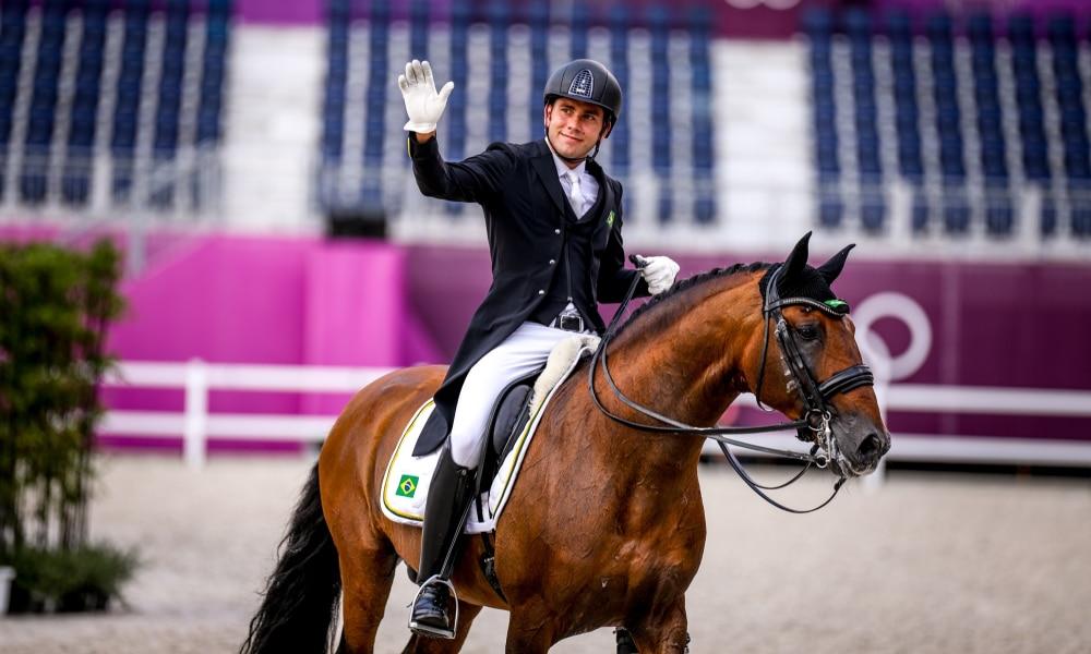 João Victor Oliva - Jogos Olímpicos de Tóquio 2020 - Adestramento